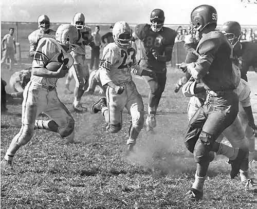 Football in 1961